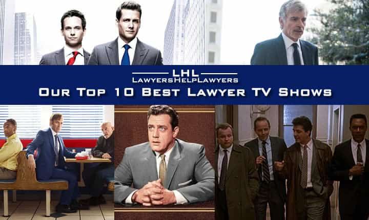 10 Binge Worthy Legal TV Shows