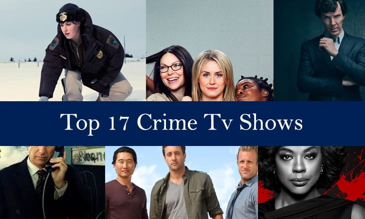 Top 17 Legal and Crime Television Shows