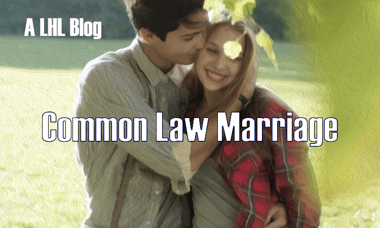 Common Law Marriage Blog
