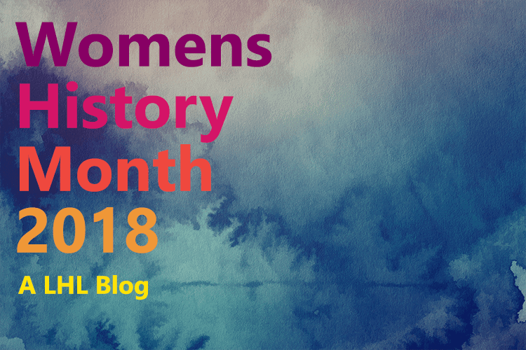 Women's History Month 2018 – The Elite Four