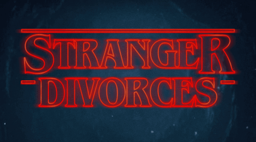Stranger Divorces