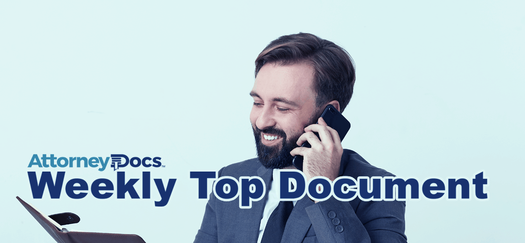 Weekly Top Document