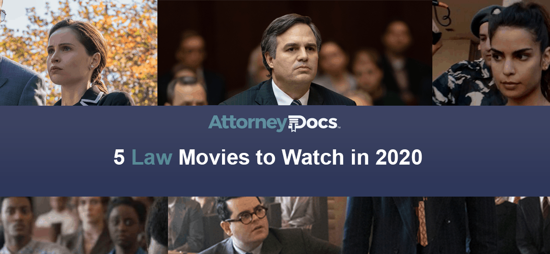 Top 5 Law Movies to Watch in 2020